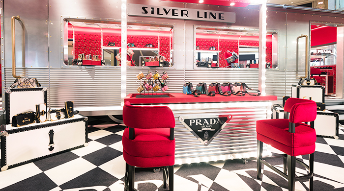 Coming soon: 'Prada Silver Line' travels to the Middle East