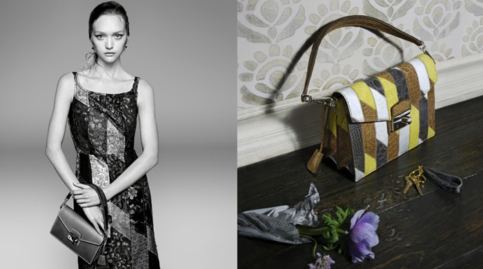 Full look: Prada Spring/Summer 15 campaign