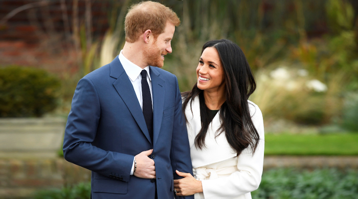 Breaking news: Meghan Markle and Prince Harry are engaged