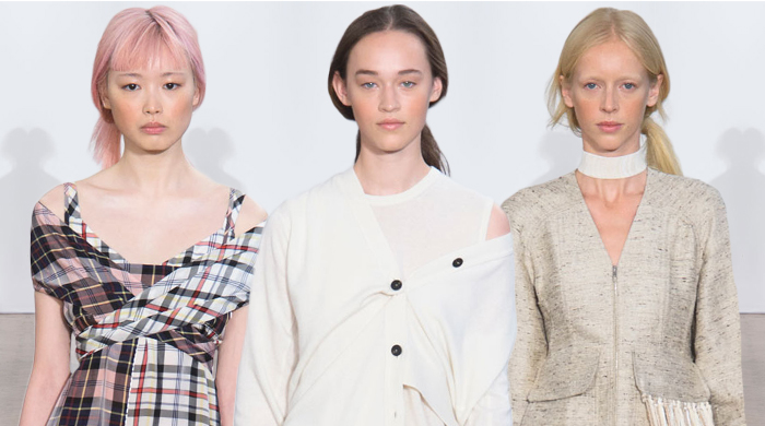 London Fashion Week: Pringle of Scotland Spring/Summer '17