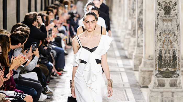 Paris Haute Couture Fashion Week: Proenza Schouler Spring/Summer '18