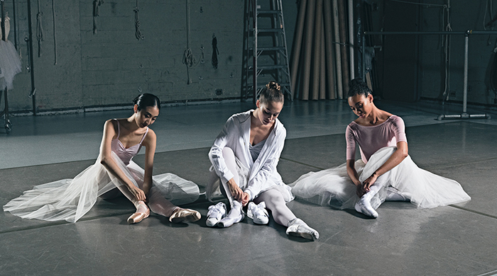 Puma x New York City Ballet collaborate for Spring/Summer '17