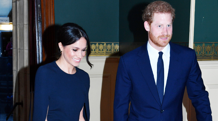 Meghan Markle joins the royal family for the Queen's birthday celebrations