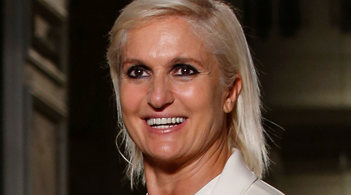 Just in: Maria Grazia Chiuri is Dior's new Artistic Director