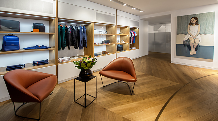 Aston Martin opens first lifestyle boutique in London
