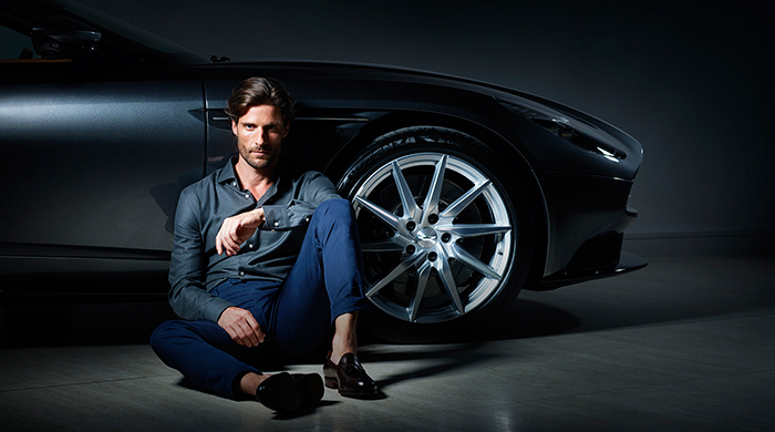 Aston Martin x Hackett: Exclusive fashion collaboration