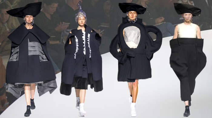 Paris Fashion Week: Comme des Garcons Spring/Summer '17