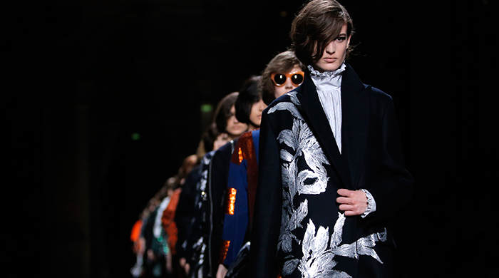 Dries Van Noten documentary set for the silver screen
