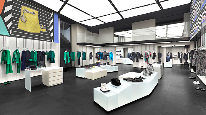 Now open: Emporio Armani invites you to its new Parisian experience