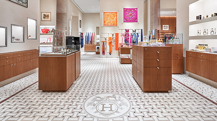 Now open: New Hermès boutique at Mall of the Emirates