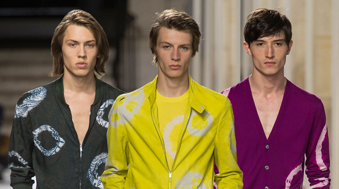 Men's Paris Fashion Week: Hermes Spring/Summer '17