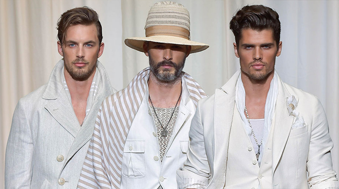 Men's New York Fashion Week: Joseph Abboud Spring/Summer '17