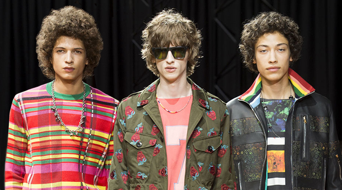 Men's Paris Fashion Week: Paul Smith Spring/Summer '17