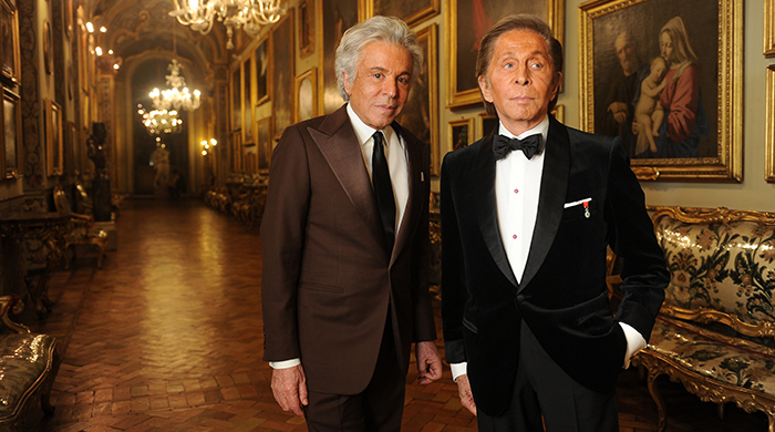 Inside Valentino's La Traviata gala dinner