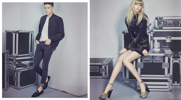 First look: Giuseppe Zanotti's Fall/Winter '16 campaign