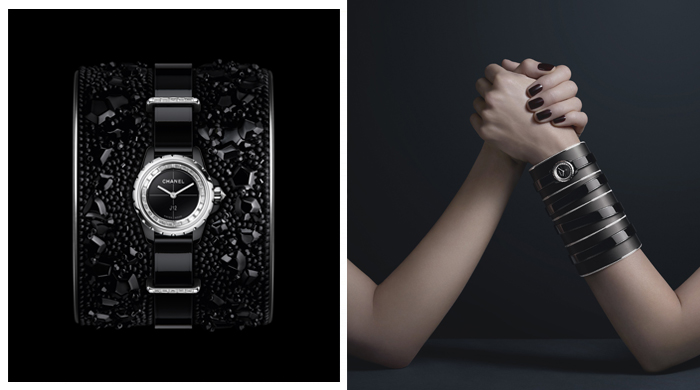 First look: Chanel's J12 XS watches