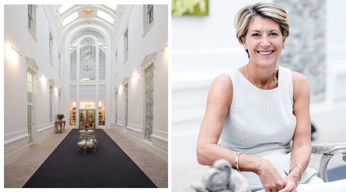 Holistic approach: Grace Belgravia's Kate Percival talks health, luxury and exclusivity