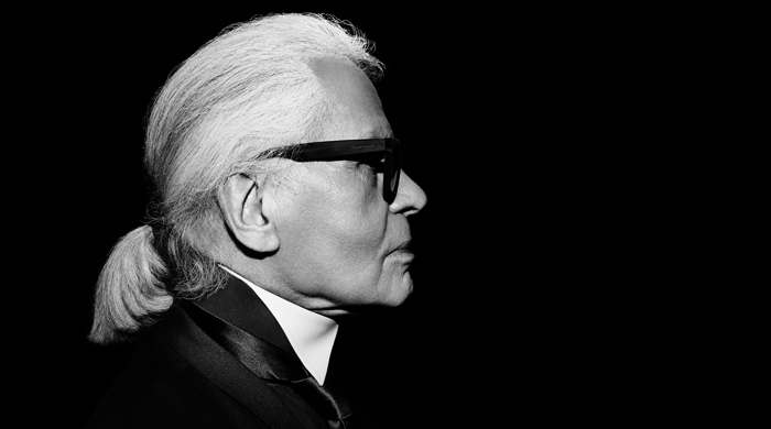 Watch now: Karl Lagerfeld talks Paris and fashion