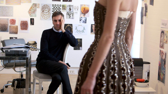 Raf Simons reveals details about new Dior documentary