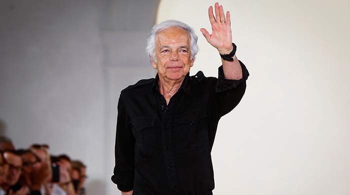 British Fashion Council to honour Ralph Lauren