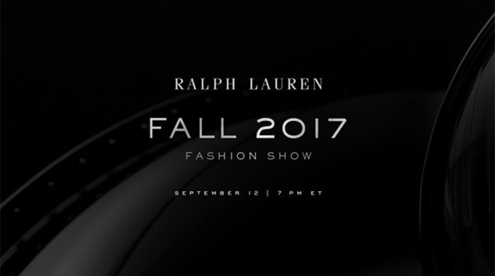 Live: Ralph Lauren SS18 New York Fashion Week