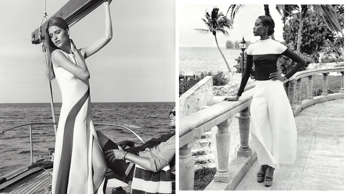 Ralph Lauren's postcards from paradise