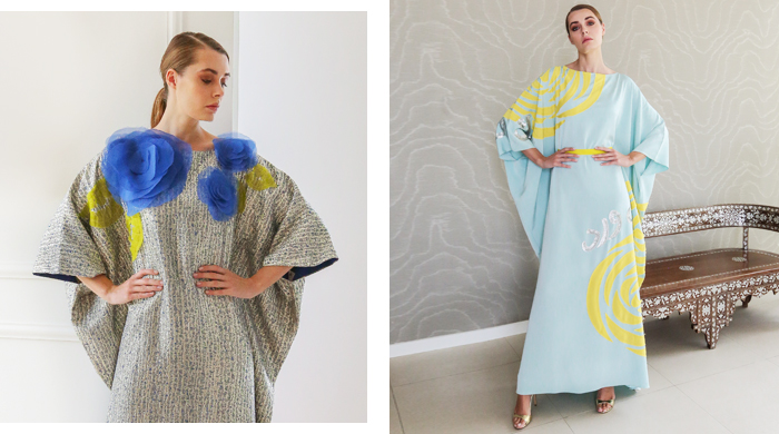 Rami Al Ali x Nadine Kanso team up for a capsule collection