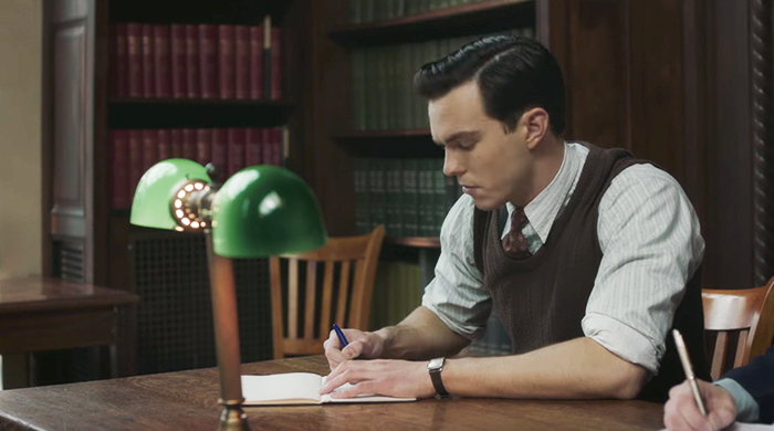 Must-watch: Rebel in the Rye starring Nicholas Hoult and Kevin Spacey