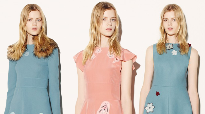 First look: Red Valentino Autumn/Winter 15