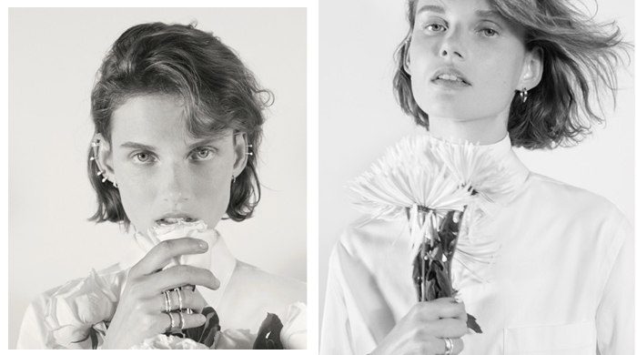 First look: Repossi's Fall 17/18 campaign by Glen Luchford
