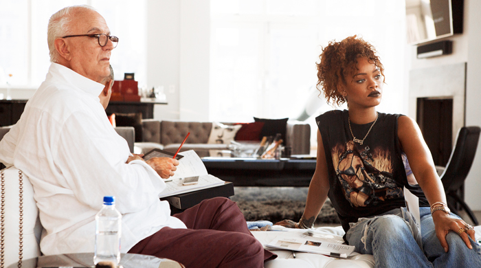 Discover Rihanna x Manolo Blahnik's second capsule collection