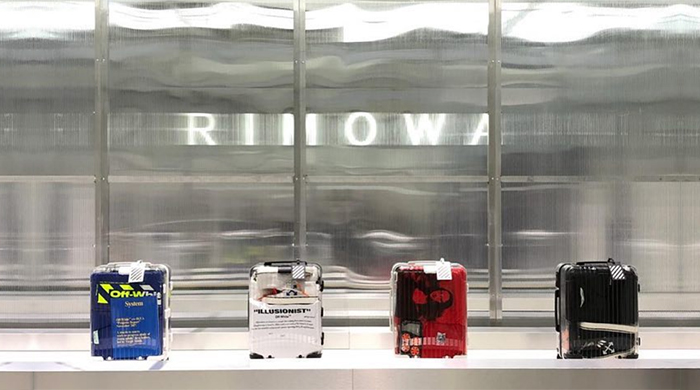 The Off-White x Rimowa collab is back with a new range of stylish luggage