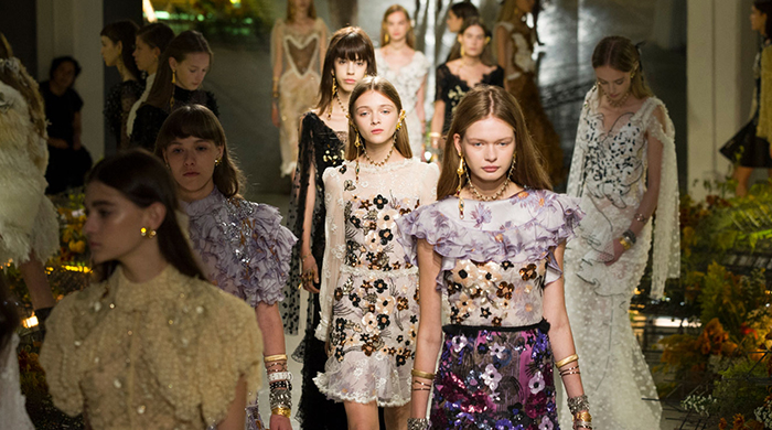 Proenza Schouler and Rodarte added to Paris Haute Couture calendar