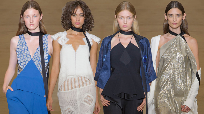 Paris Fashion Week: Roland Mouret Spring/Summer '17