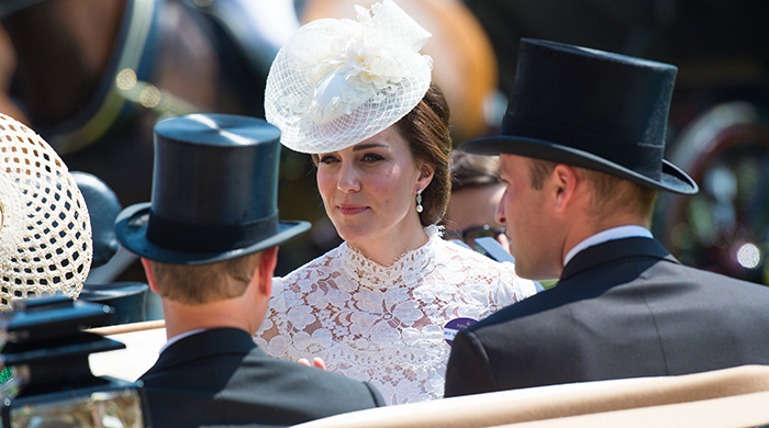 Inside the Royal Ascot with the British royals and Sheikh Mohammed