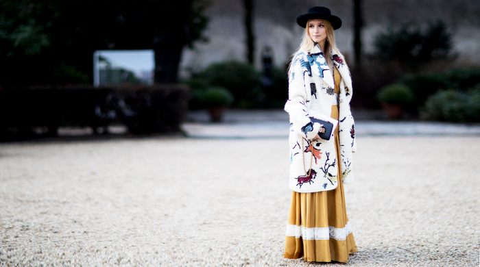 Day one: The best street style looks from Paris Haute Couture Fashion Week