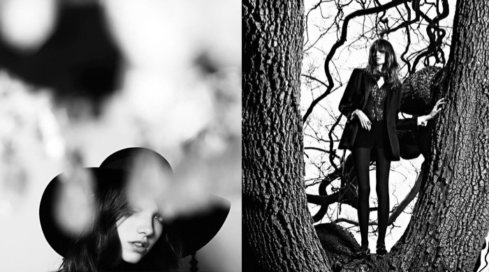 Saint Laurent release part II of AW14 campaign
