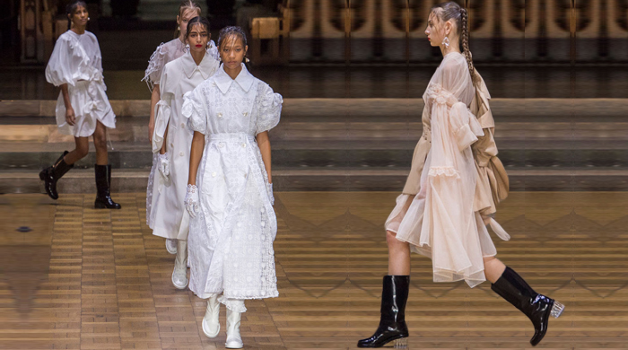 London Fashion Week: Simone Rocha Spring/Summer '17