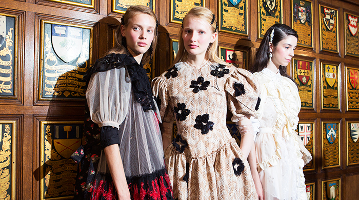 London Fashion Week: Simone Rocha Spring/Summer '18