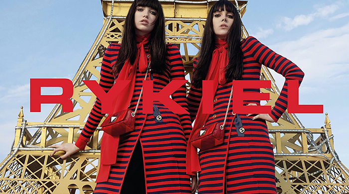 First look: Sonia Rykiel's latest ad campaign