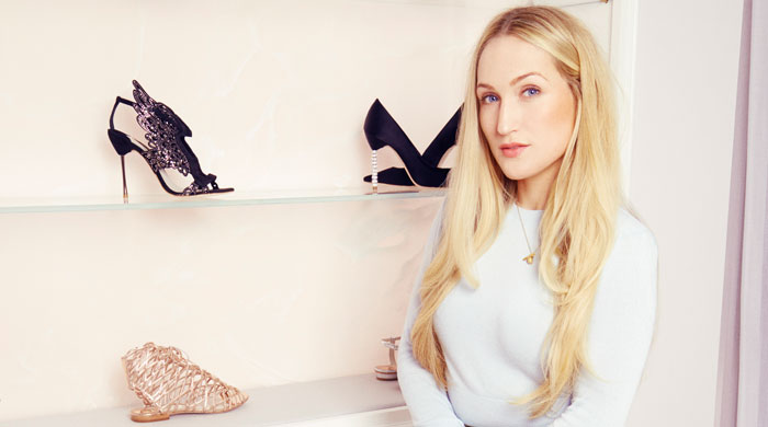 """Women in the Middle East love something special"" – Sophia Webster for Level Shoes"