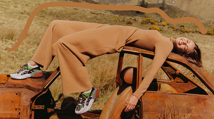 First look: Stella McCartney's Winter '17 campaign