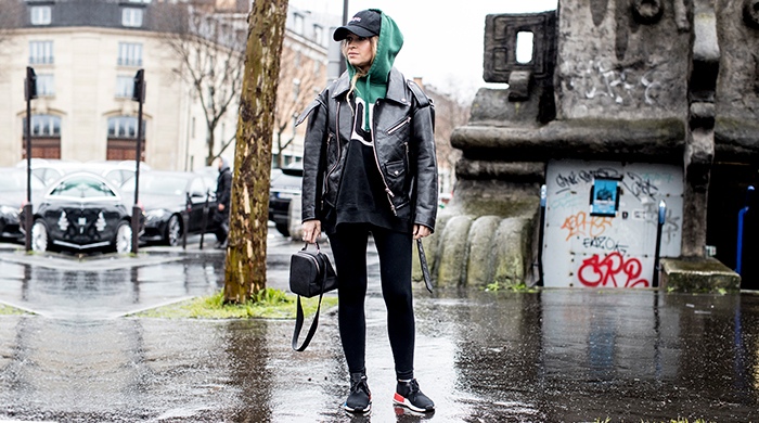 Paris Fashion Week FW17: Street style