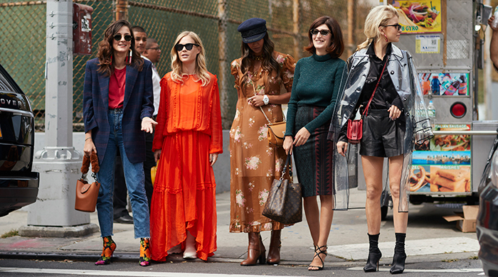 New York Fashion Week SS18: Street style