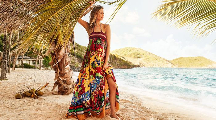 Island life: Tommy Hilfiger takes us to the Caribbean for Summer '16