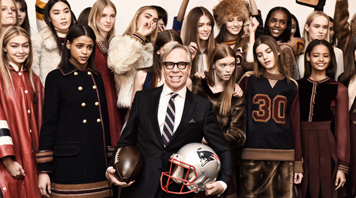 Tommy Hilfiger's American Dreamer