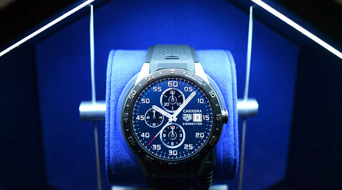Tag Heuer's first smartwatch launches worldwide