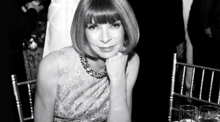 Take a look inside Anna Wintour's new office