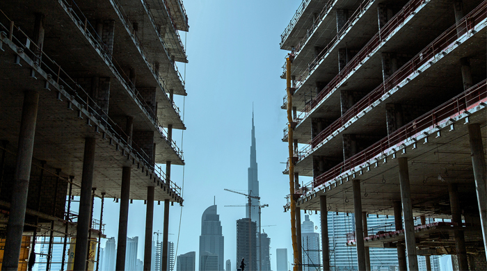 Buro 24/7 Middle East Exclusive: The Dubai Design District