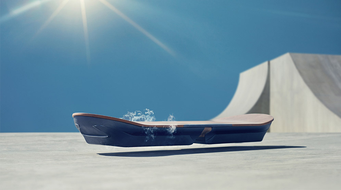 Must see: Here's how Lexus made its gravity-defying hoverboard